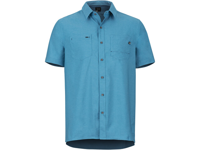Marmot Innesdale Chemise manches courtes Homme, turkish tile